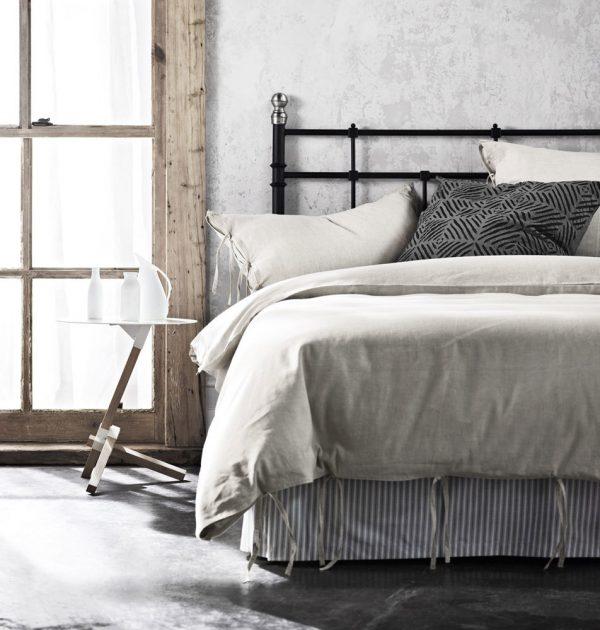 Maison natural quilt cover double jim 39 s interior design for Au maison quilts