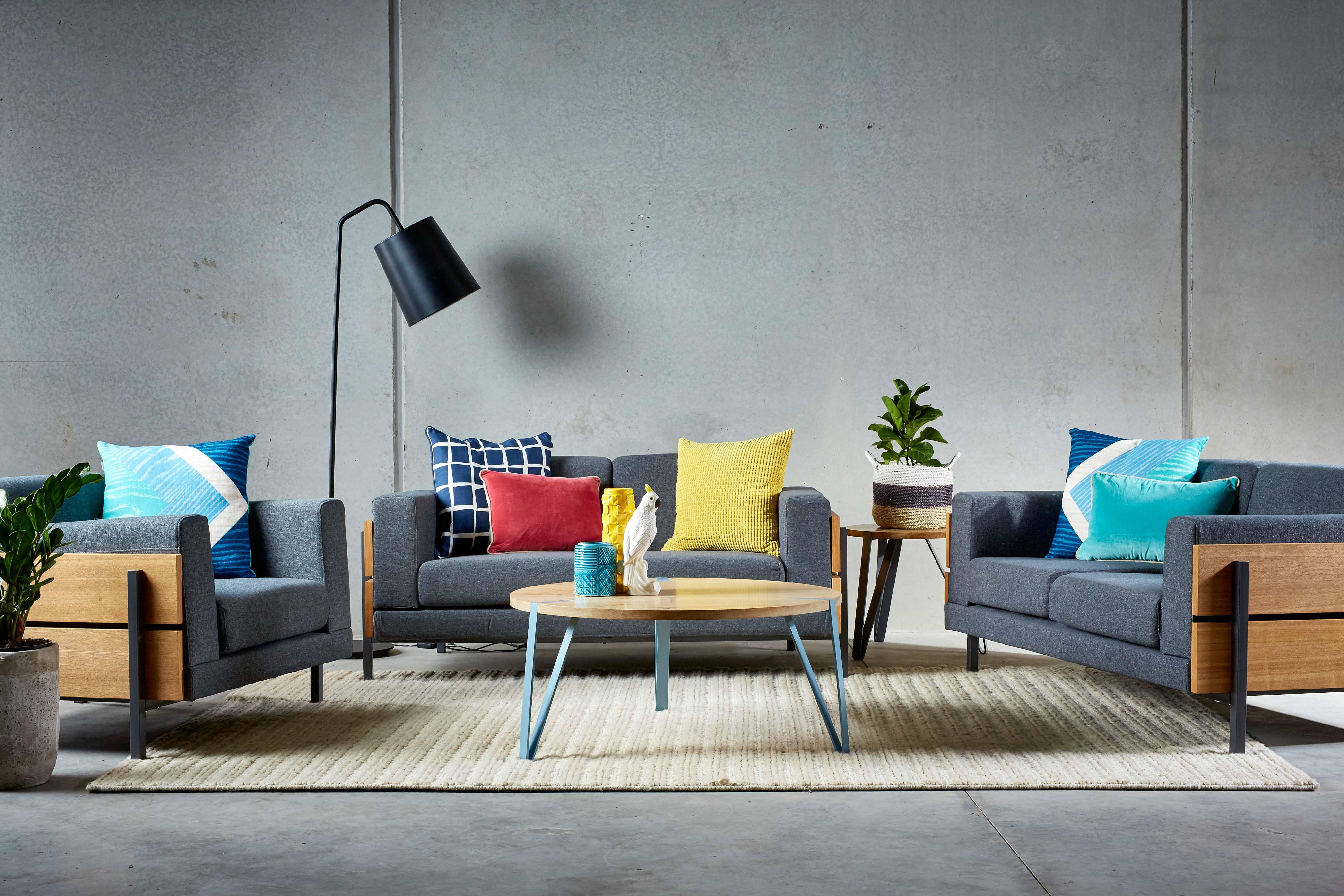 robin day replica sofa - 2 seater - jim's interior design