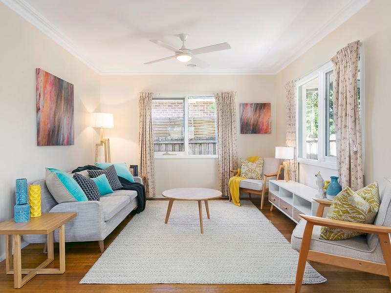 Property Styling Living Room - Forest Hill