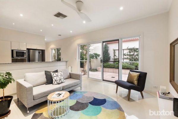 Property Styling Port Melbourne Kitchen Living