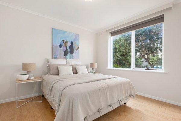 Jims Interior Design Property Styling Thornbury Bedroom