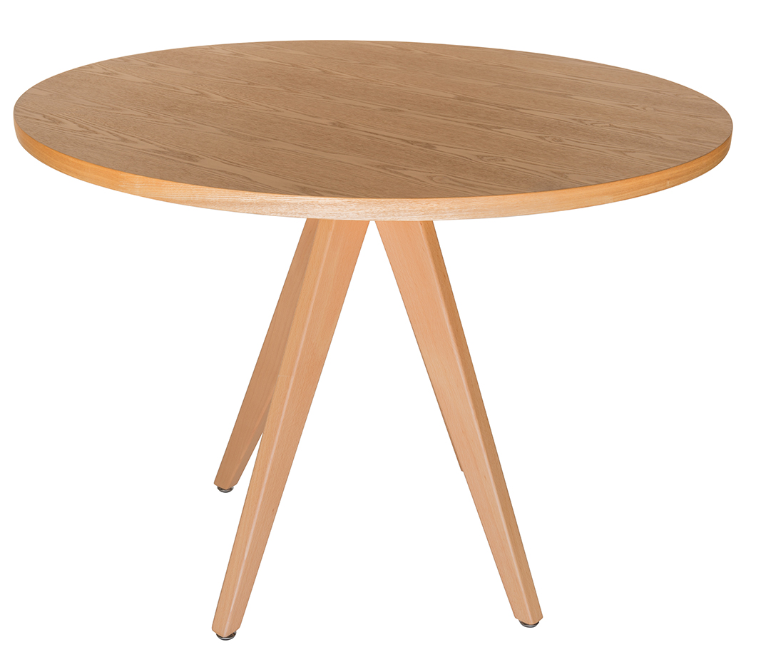 Jean Prouve Inspired Dining Table In Natural Jim 39 S Interior Design