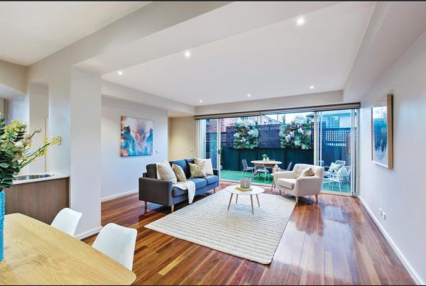 Jims Interior Design Property Styling Elwood Living Room