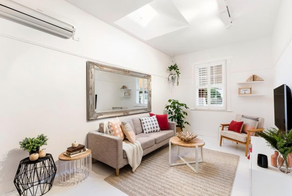 Property Styling Oakleigh - living room