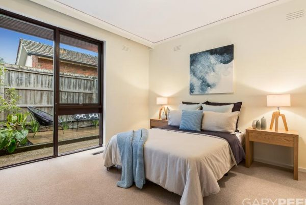 Jims Interior Design Home Staging Caulfield North Bedroom