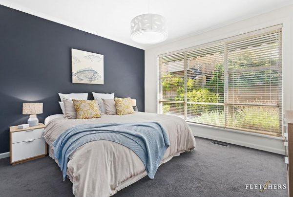 Jims Interiors Property Styling Canterbury Master Bedroom