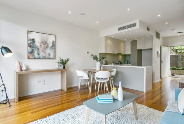 Property Styling Caulfield North Open Living