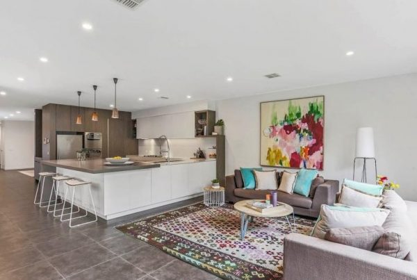 Property Styling Caulfield South Open Living