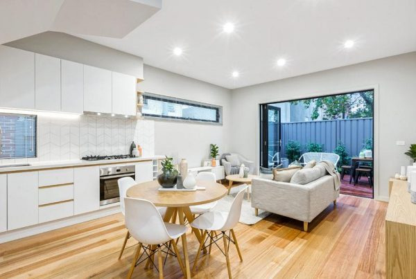Jims Interior Design Property Styling Kensington Dining Living