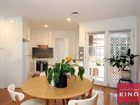 After Property Styling Malvern East Dining Room