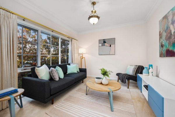 Property Styling Balwyn Formal Lounge