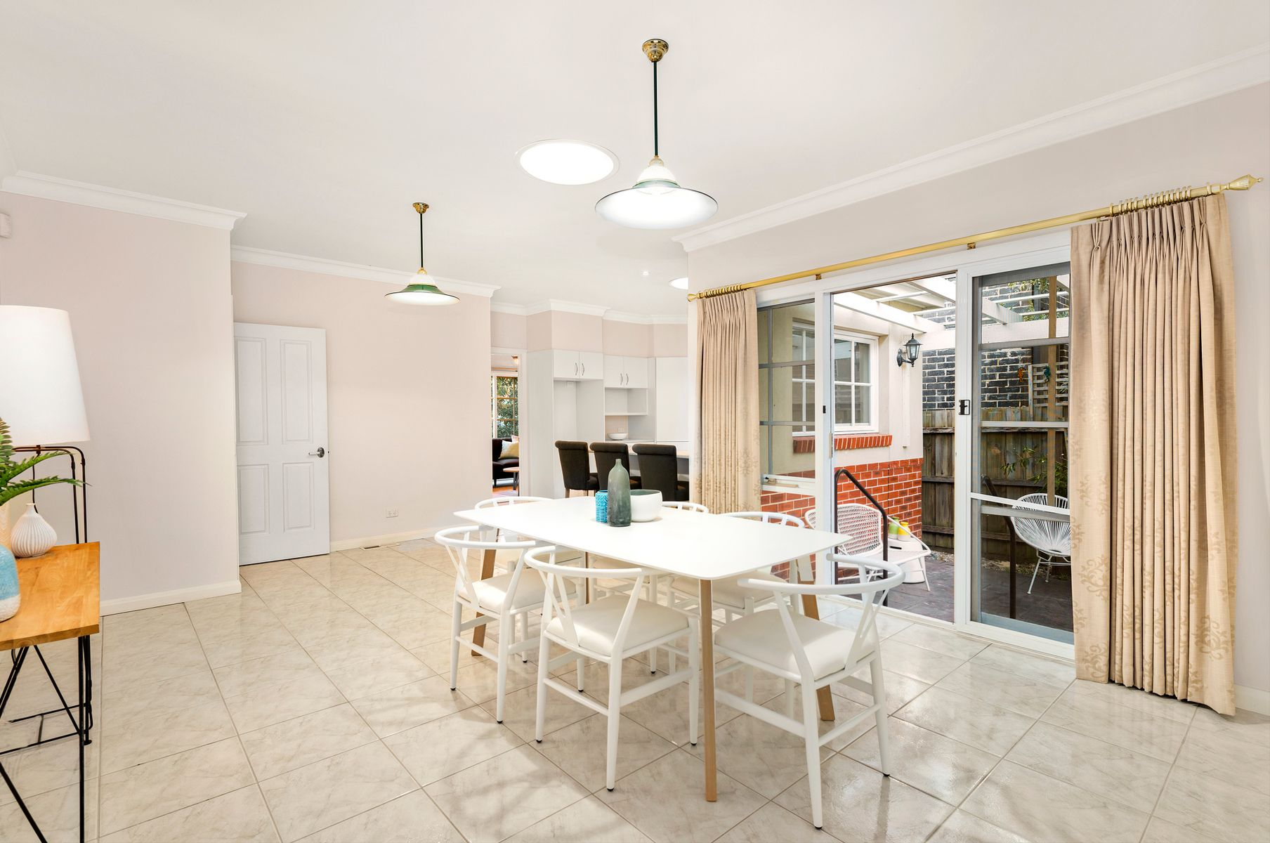 Property Styling Balwyn Kitchen Dining