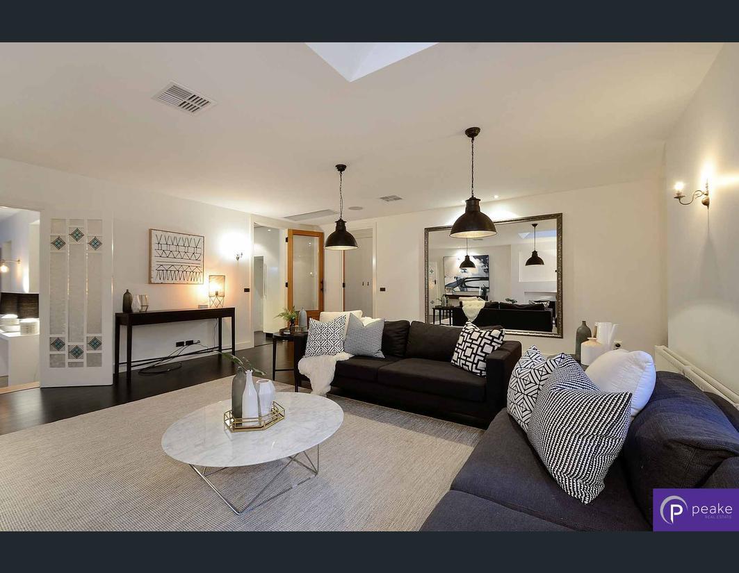 Property Styling Berwick Family Room