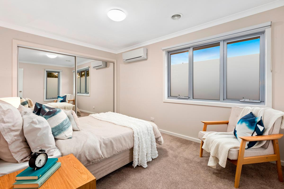 Property Styling Bulleen Bedroom