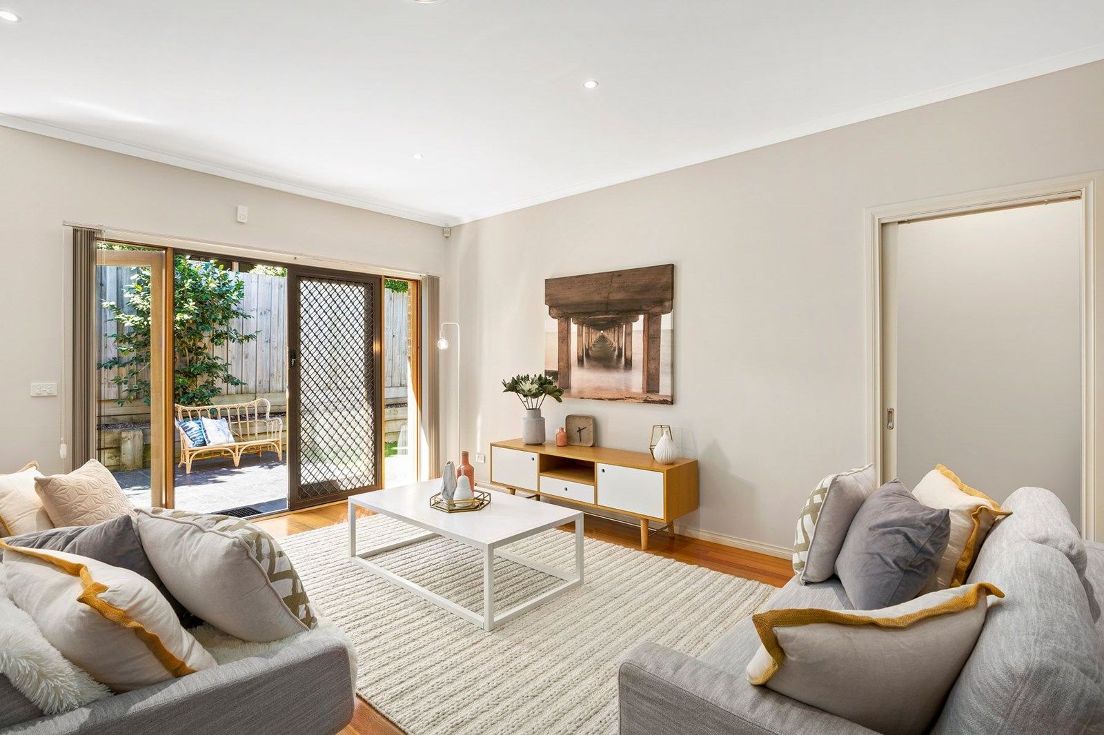 Property Styling Donvale Lounge Room
